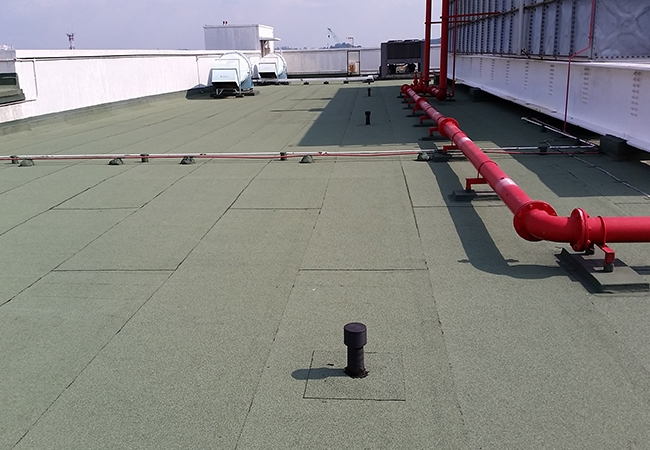 Terrace Waterproofing Contractors In Pune Waterproofing